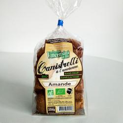 Canistrelli amande bio