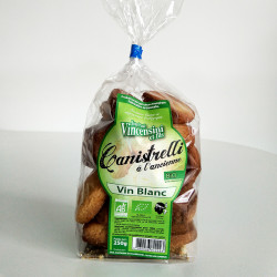 ORGANIC CANISTRELLI WITH...