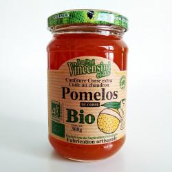Confiture de pomelos Bio Corse
