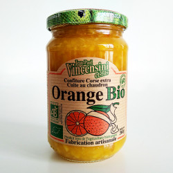 Confiture d'orange Bio Corse
