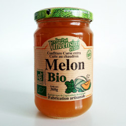 Confiture de melon Bio Corse
