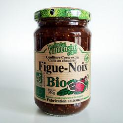 Confiture de figues noix Bio Corse
